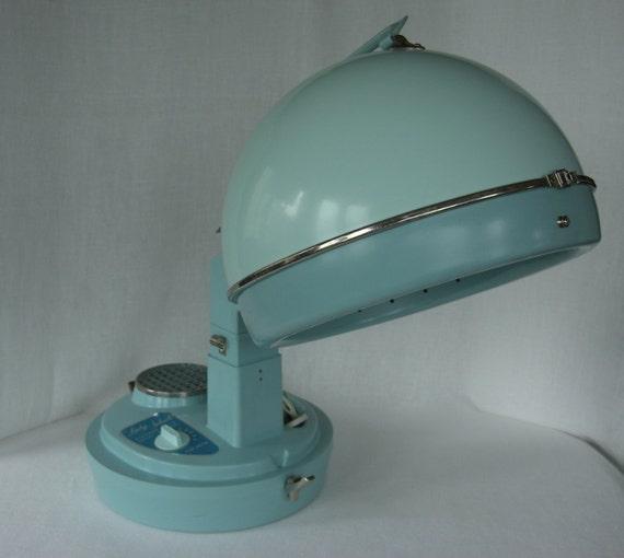 Portable Hair Dryer ~ Lady schick consolette portable hair dryer
