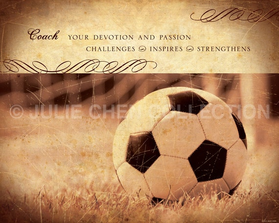 SOCCER COACH Quotes Like Success