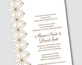 Wedding Invitation Marnie