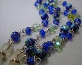Eyeglass Lanyard - Blue