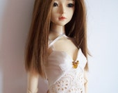 The Butterfly - a top from vintage lace for BJD