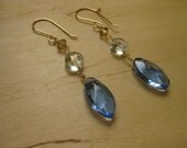 Insouciant Studios Muted Earrings Wedding Prom
