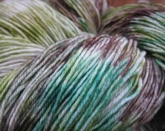 Woolpops Peak Hand Dyed Yarn
