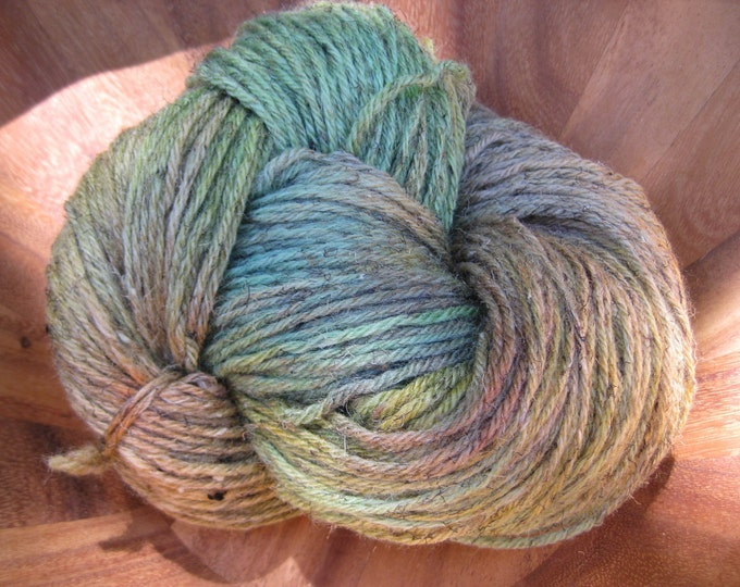 Woolpops Wooded Hand Dyed Yarn