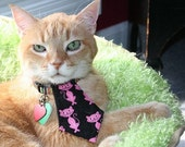 Pink Panther Cat\/Dog Tie (X-SMALL)