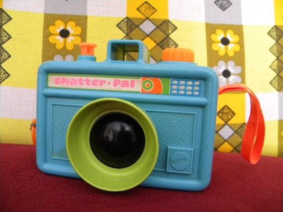 Mattel Chatter Pal Camera