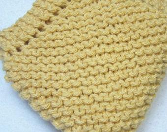 Dish Cloth - Gold