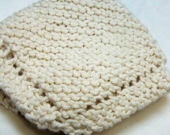 Dish Cloth - Natural