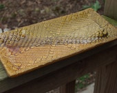 Lacy Serving Rectangular Appetizer Relish Serving Tray Lemongrass and Amber Ready to ship