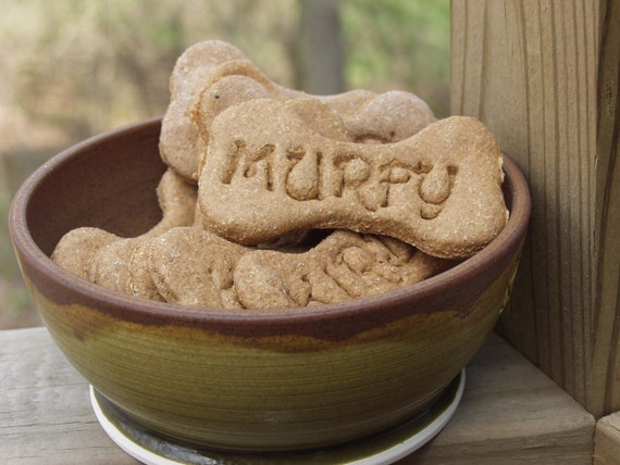 Reserved for Ami's Wedding Order Beef PERSONALIZED Homemade Dog Treats Kirb.Dog Cookies Baked Fresh-Gift Boxed