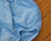 A day at the beach  vintage bloomers