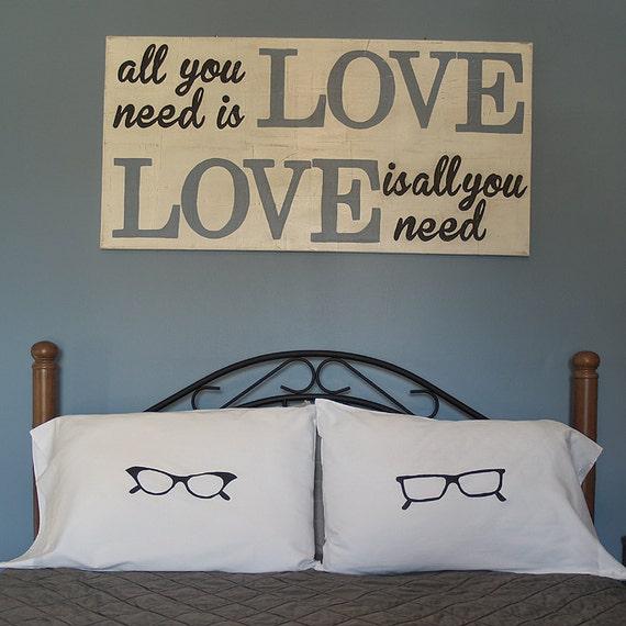 Special Item - Retro Glasses Pillowcases