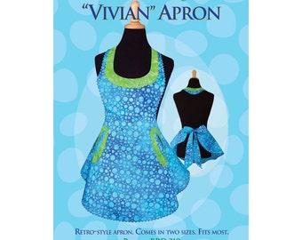 Vivian apron pattern