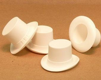 Top Hat - Medium White - (203-3-145)