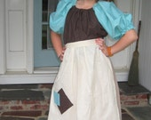Womens Ladies Adult Cinderella Cinderelly Work Rags Working Dress Costume Girls CUSTOM Disney Princess