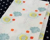 fabric, original . fat quarter . geometric pattern . theory