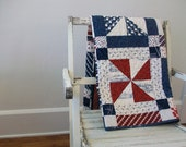 Fun Nautical Quilt