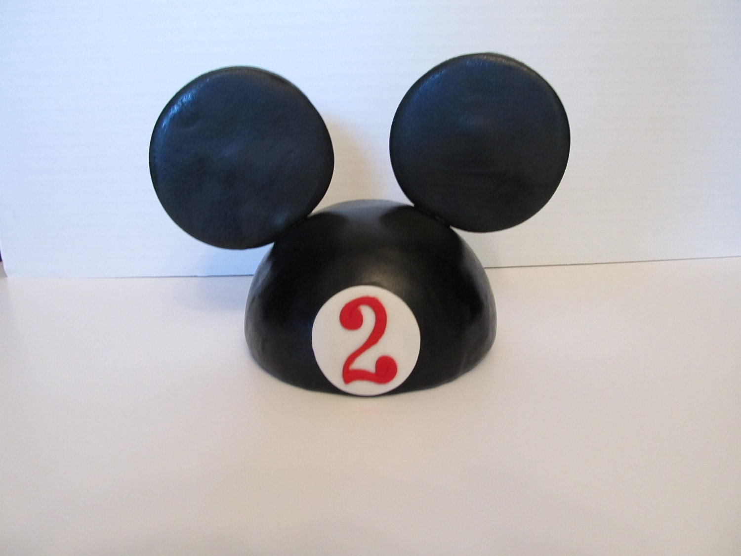 Cake Topper Minnie Mouse Ears