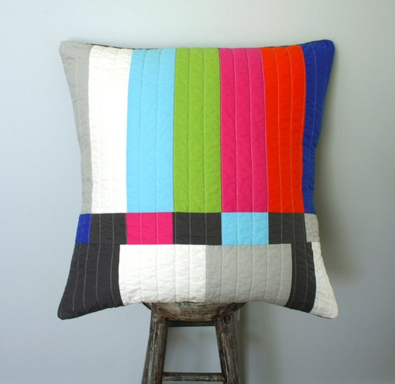 Listing for Amy Rose -Graphic Throw Pillow - Testing...Testing