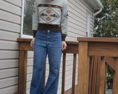 Navajo Style Sweater- S