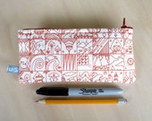 Muju Elements Pencil Case