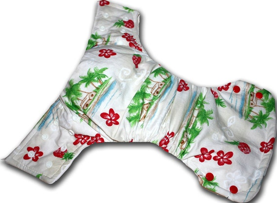 Tiki Tiki - Toddler AI2 Cloth Diaper