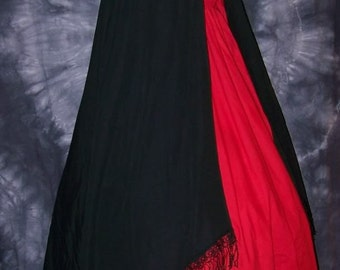 Renaissance Pirate Wench light weight Cloak