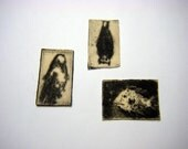 The Tiny Beasts - Etching Set