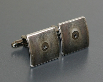 Mercedes Benz Car Engine Part CUFFLINKS - On Sale.  Bronze patina.  Special cufflink box included.