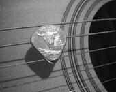 """Guitar Pick """"Montana Quarter"""""""