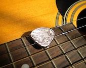 "Guitar Pick ""Arizona Quarter"""