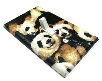 Popular items for panda decor on etsy for Panda bear decor