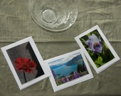 Set- CUSTOM RESERVED Listing- Any 3 Photo Greeting Cards- WV for kend212