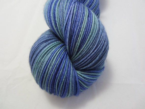 Remnant - Silver Moon Yarn - Mint Lavender