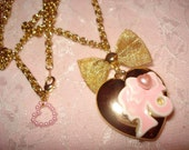 Barbie Doll Necklace