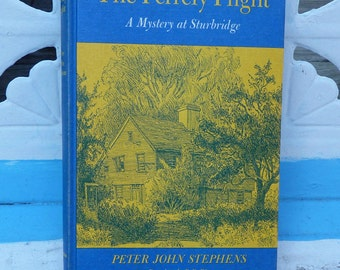 The Perrely Plight - Vintage Children's Book by Peter John Stephens
