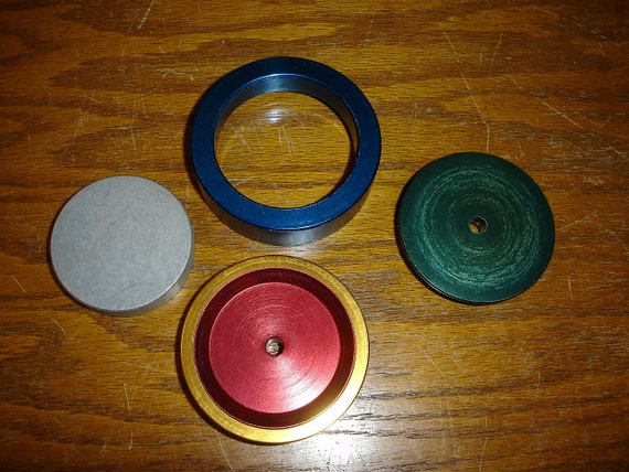 "2 1/4"" Metal Die For Handpress or Bench Badge, Button Maker"