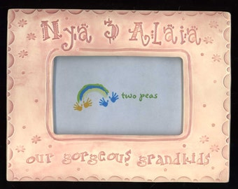 Special Order Frame w/larger 4 x 6 opening