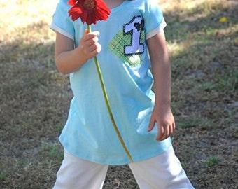 SALE - Organic Dress - Toddler Sizes: 12 mo, 18 mo, 24 mo, 3T, 4T