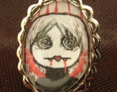 The Tiny Tragedies Vampiress Ring