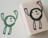 goobles - rubber stamp