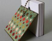Metal Mini Notebook (Dots)
