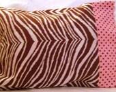 Pillowcase Toddler - Travel African Safari Pillow Cover
