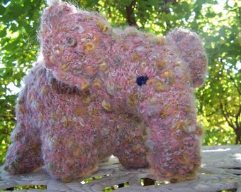 Cutie-Floof Elephant Pattern