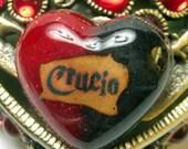 Cursed Heart Pendant