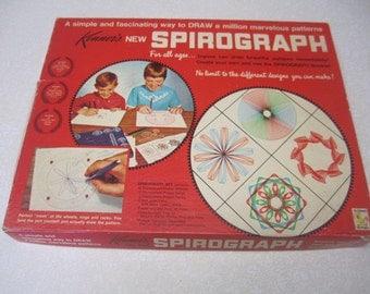 Vintage Spirograph Kenner 1967