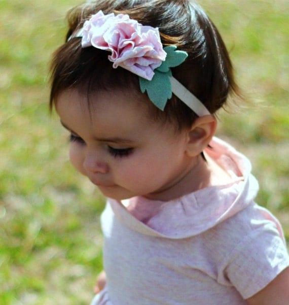 Bity Bloom Baby Headband