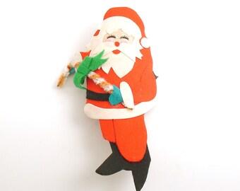 Vintage Christmas Decoration Santa Claus