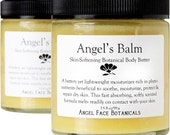 Angels Balm - Skin-Softening Botanical Body Butter - Natural and  Organic Skin Care - 1 oz