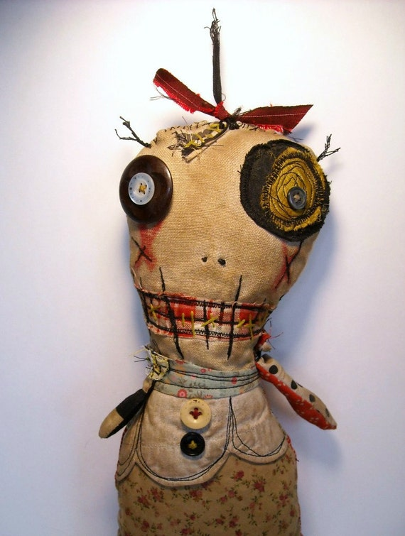 Monster Rag Doll ( Illiada )